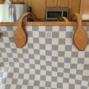 Louis Vuitton neverfull azur pm